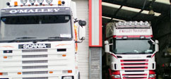 O'Malley Transport Freight Services
